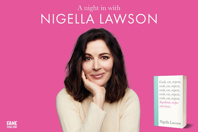 A Night in with Nigella Lawson Tickets