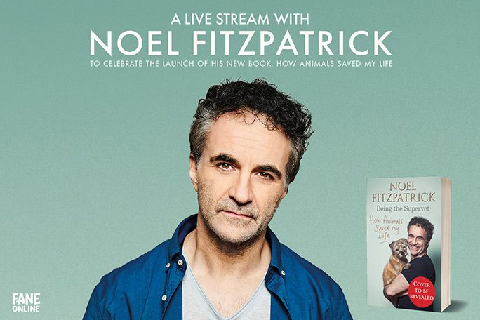 A Live Stream with Supervet Noel Fitzpatrick Tickets