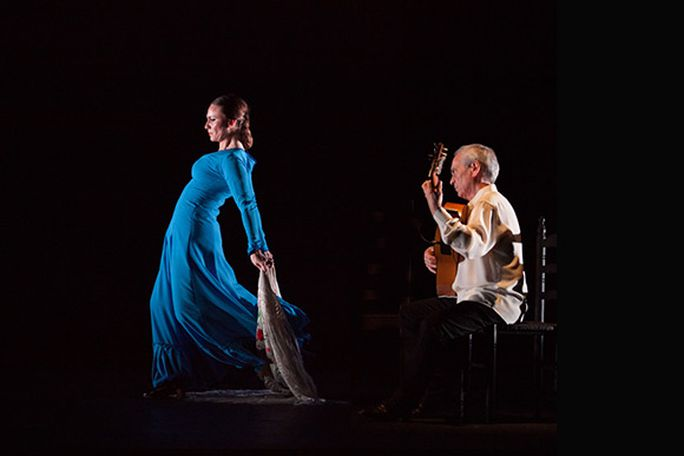 Flamencura - Paco Peña Flamenco Dance Company Tickets
