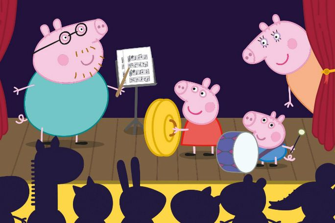 Peppa Pig's - My First Concert Tickets
