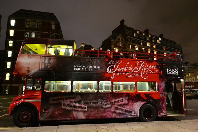 Jack the Ripper, Haunted London and Sherlock Holmes - Premium Tours  Tickets