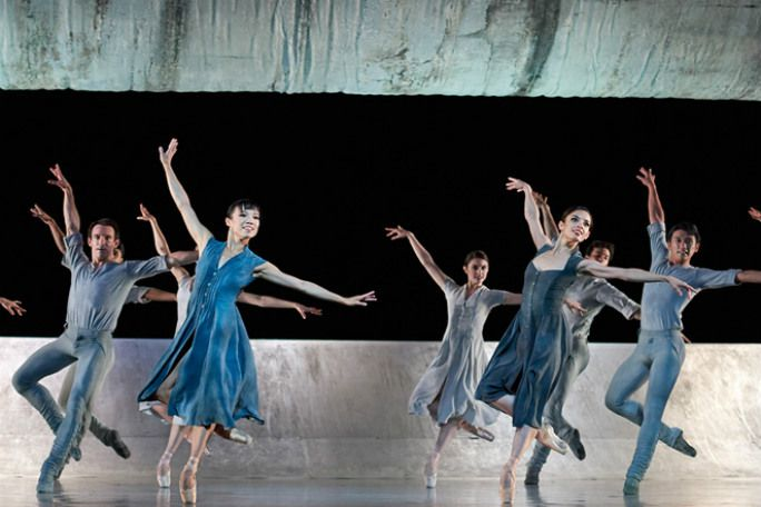 San Francisco Ballet: Programme C - Welch / Scarlett / Peck Tickets
