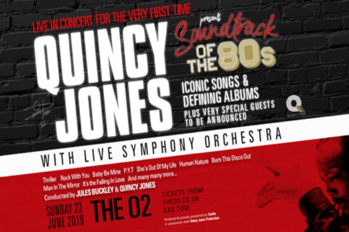 Quincy Jones Tickets