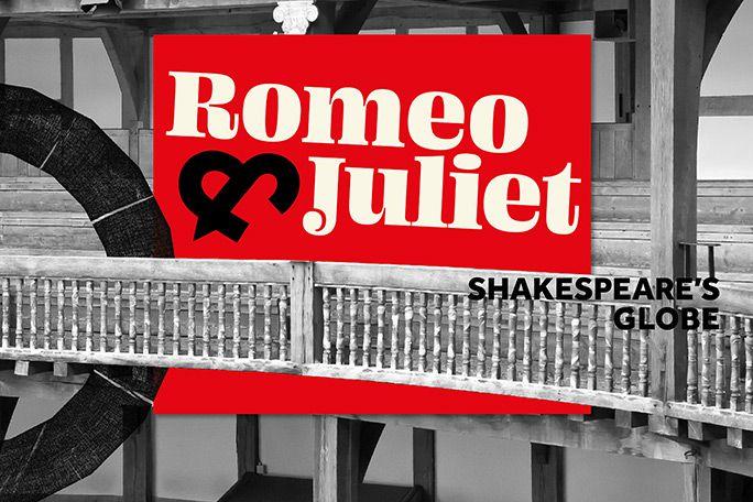 Romeo & Juliet - Globe 2021 Tickets