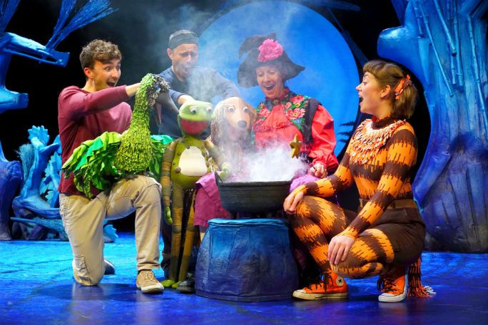 Room On The Broom Live Tickets