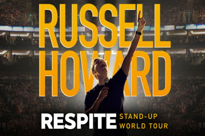 Russell Howard: Respite (Leicester) Tickets
