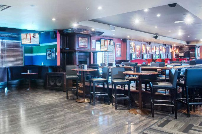 Pre-Theatre Meal at Sports Bar & Grill Victoria Tickets