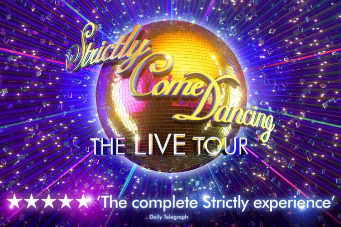 Strictly Come Dancing The Live Tour 2020 - Aberdeen Tickets