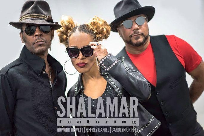 Shalamar Tickets
