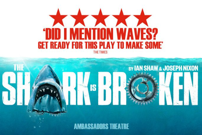 The Shark Is Broken Tickets