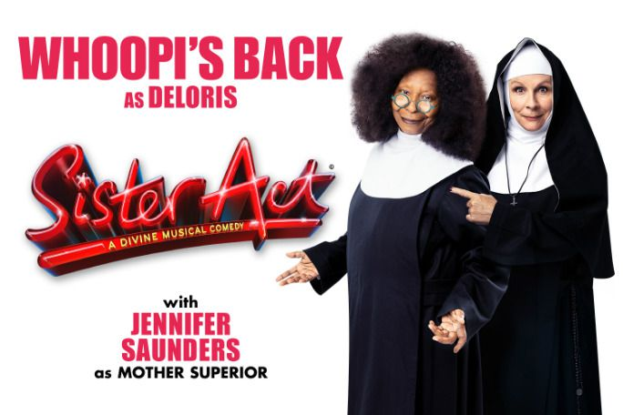 Sister Act: The Musical Tickets