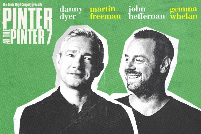 Pinter 7: A Slight Ache / The Dumb Waiter Tickets