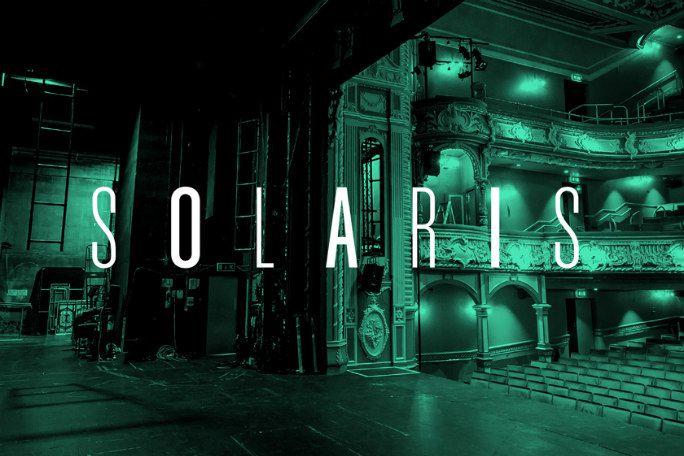 Solaris Tickets