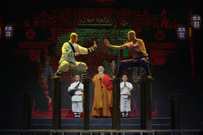 Soul of Shaolin Tickets