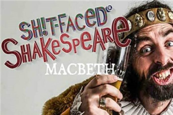 Sh!t-faced Shakespeare: Macbeth Tickets