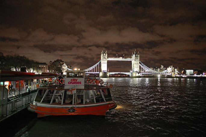 City Cruises - Evening Cruise Tickets
