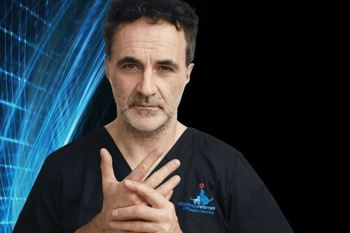 Noel Fitzpatrick is the Supervet: O2 Tickets