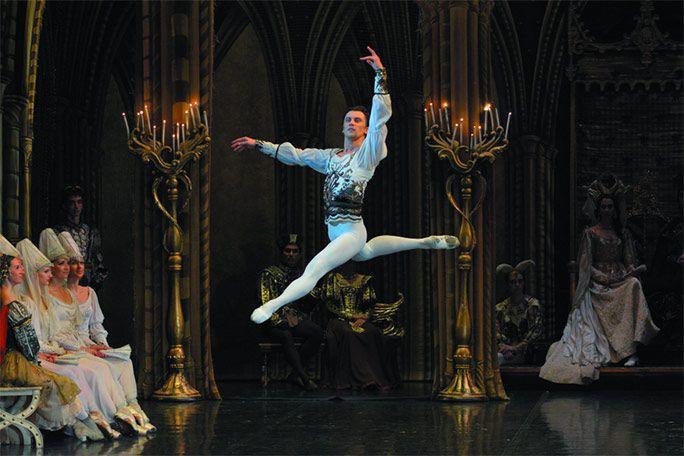 St. Petersburg Ballet - Swan Lake Tickets