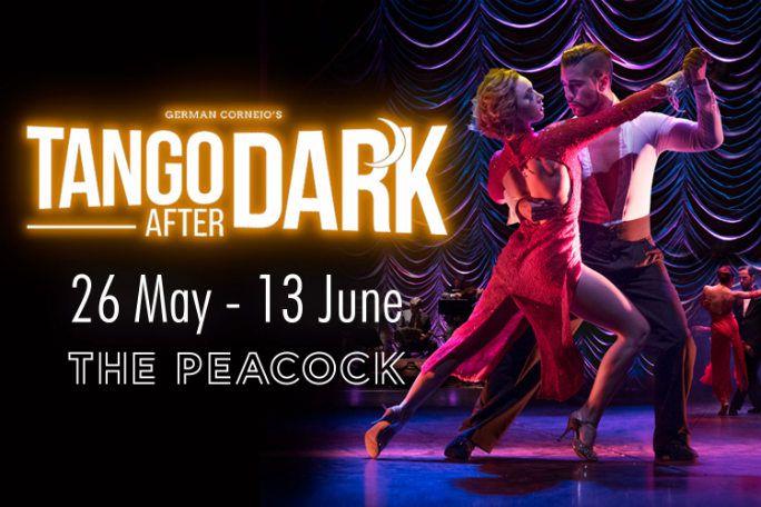 German Cornejo's Dance Company - Tango After Dark Tickets