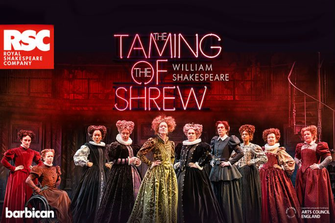 RSC: The Taming of the Shrew Tickets