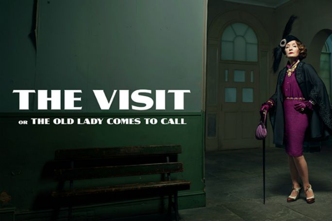 The Visit or The Old Lady Comes to Call Tickets