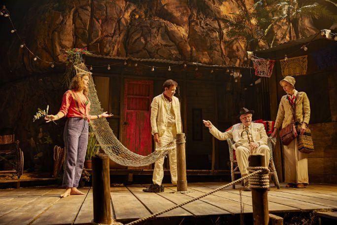 The Night of the Iguana Tickets