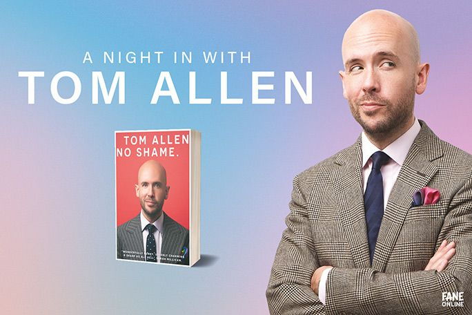 A Night in with Tom Allen Tickets