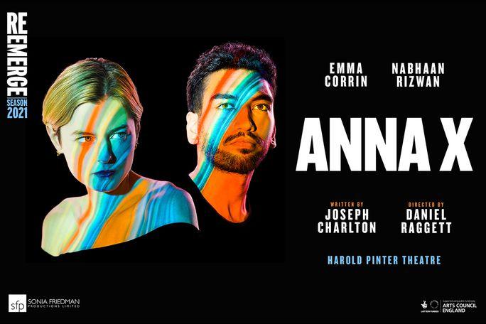 ANNA X Tickets