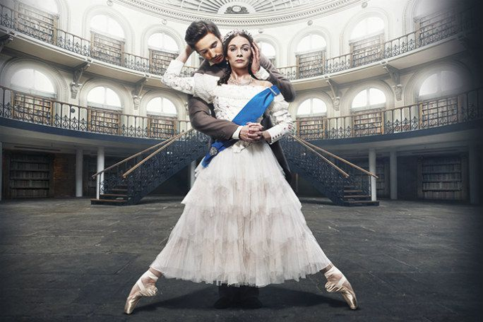 Victoria - Northern Ballet Tickets