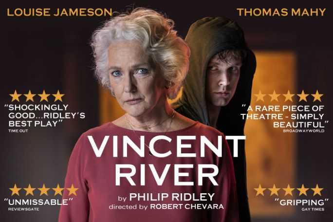 Vincent River Tickets