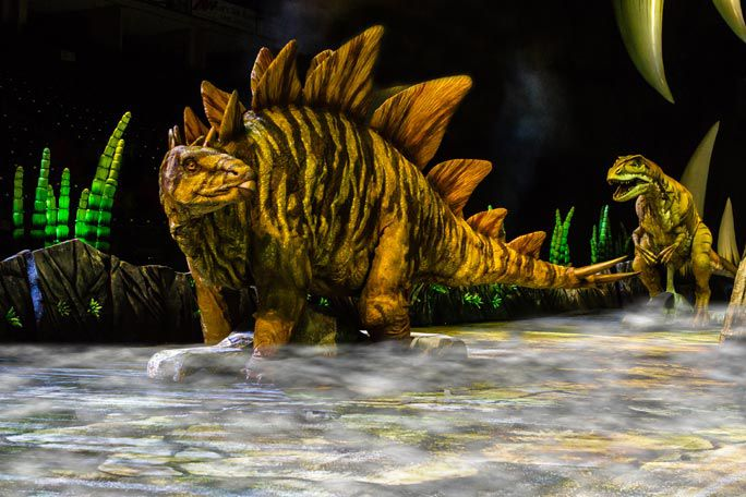 Walking with Dinosaurs: Glasgow Tickets