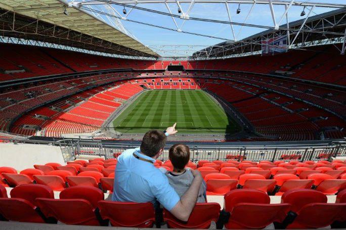 The Wembley Stadium Tour Tickets