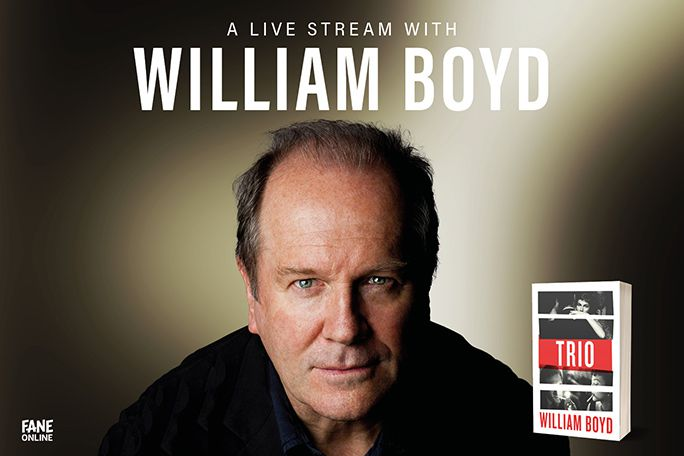 A Live Stream with William Boyd Tickets