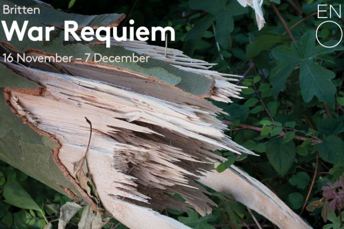 War Requiem - ENO Tickets