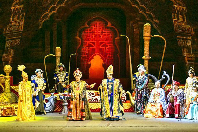 Xuanzang's Pilgrimage Tickets