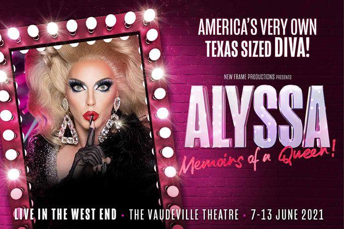 Alyssa, Memoirs of a Queen! Tickets