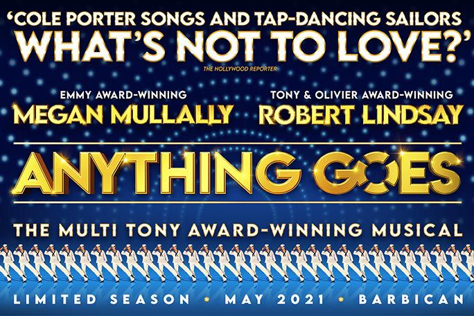 Anything Goes Tickets