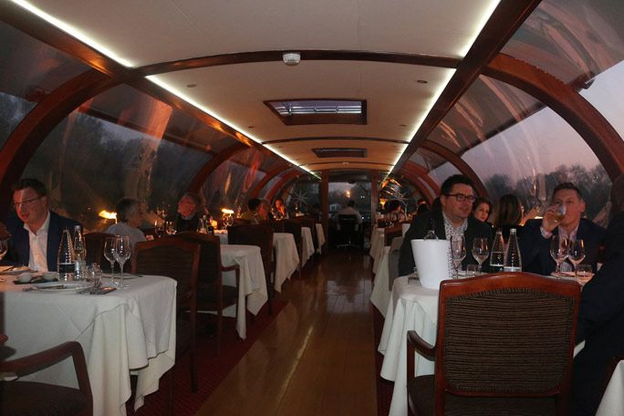 Windsor Bateaux Dinner Cruise Tickets