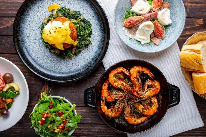 Post-Theatre Meal at Boulevard Brasserie Tickets