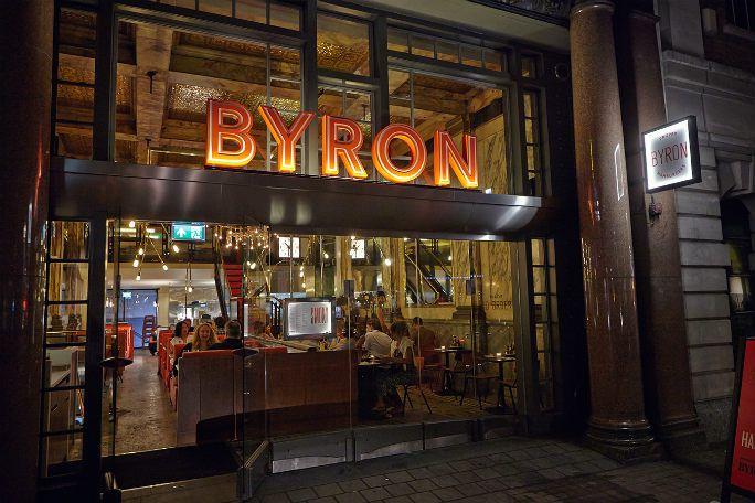 Byron - Strand Tickets