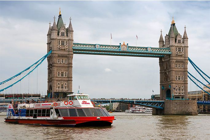City Cruises - Red River Rover (24hr) Tickets