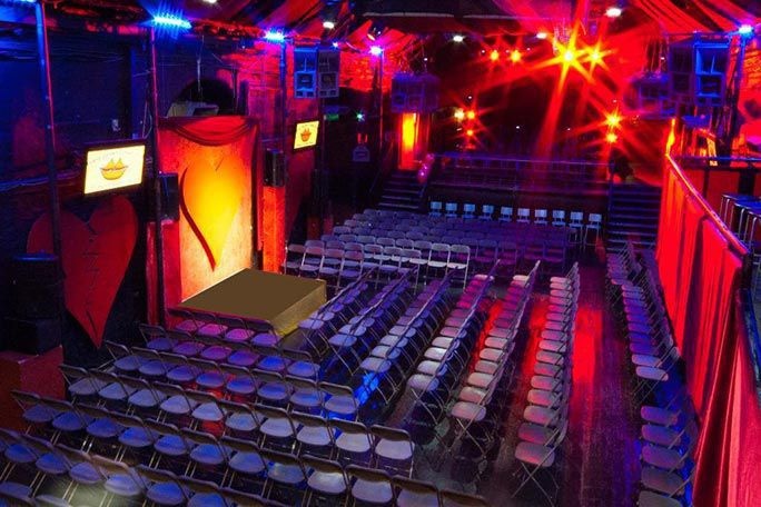 The Covent Garden Comedy Club @ Heaven Tickets