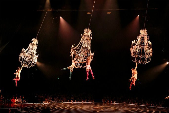 Cirque du Soleil - Corteo (O2 Arena) Tickets