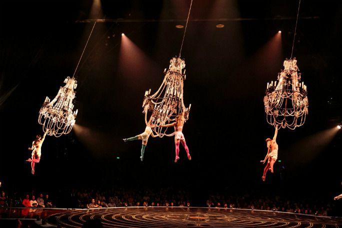 Cirque du Soleil - Corteo (Leeds) Tickets