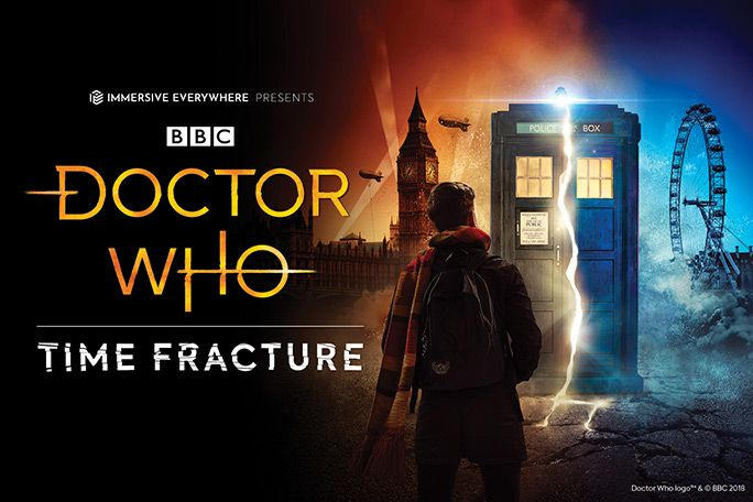 Doctor Who: Time Fracture Tickets