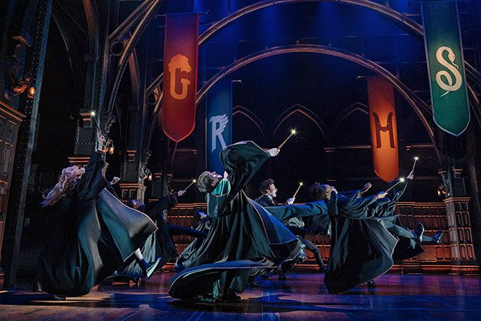 Harry Potter and the Cursed Child Tickets