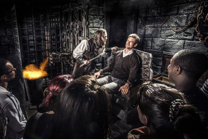 The London Dungeon Standard Entry (Same Day) Tickets