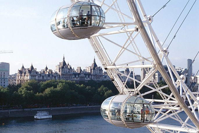 The lastminute.com London Eye Standard Experience (Advance) Tickets