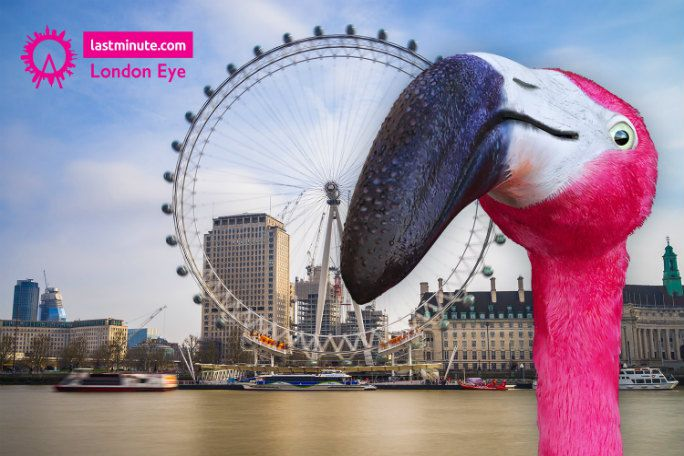 The lastminute.com London Eye River Cruise Experience (Same Day) Tickets