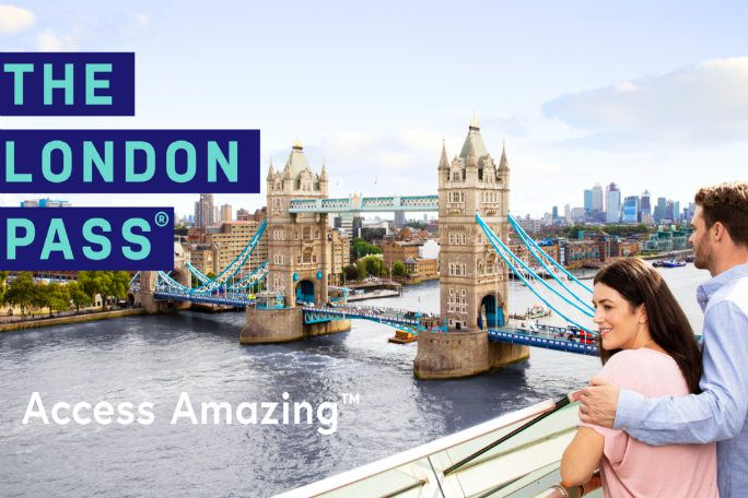 London Pass with Travel Card - 1 Day Tickets